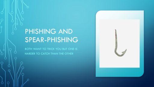phishing spearphishing