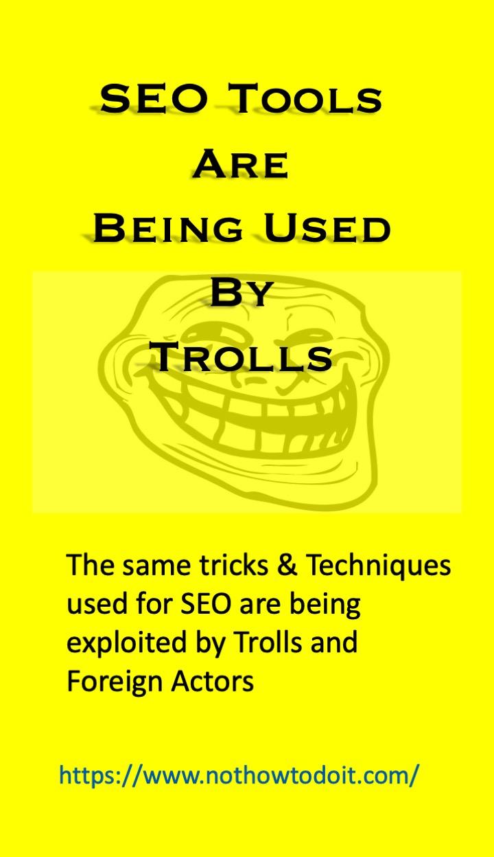 SEO Trolls